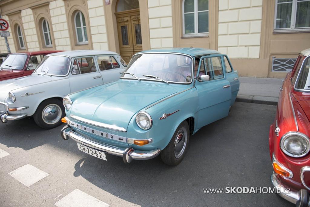 X Sraz historických vozidel ACR 033