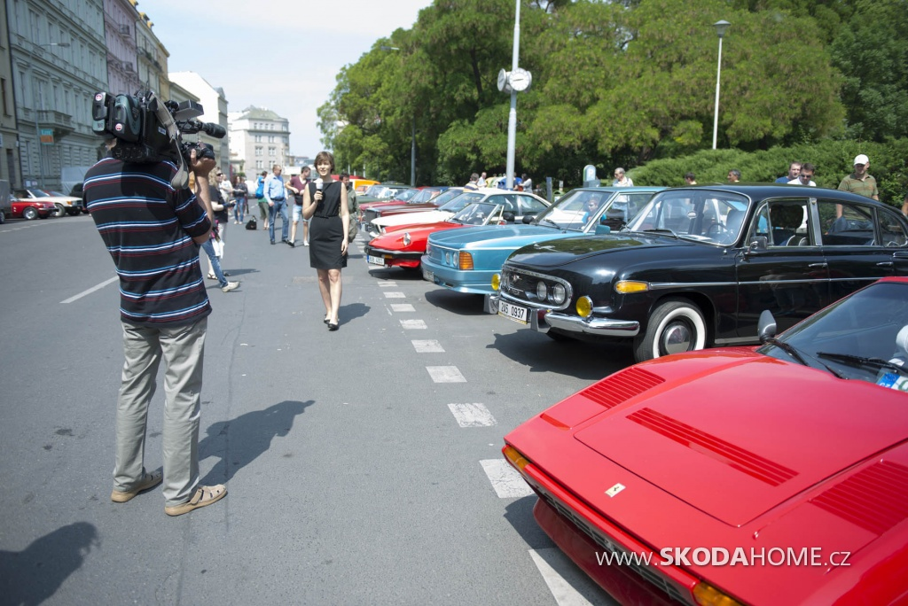 X Sraz historických vozidel ACR 022