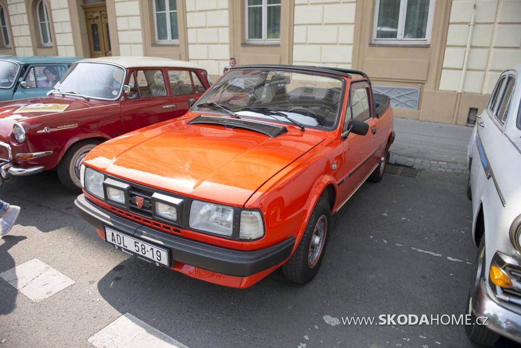 X. Sraz historických vozidel AČR