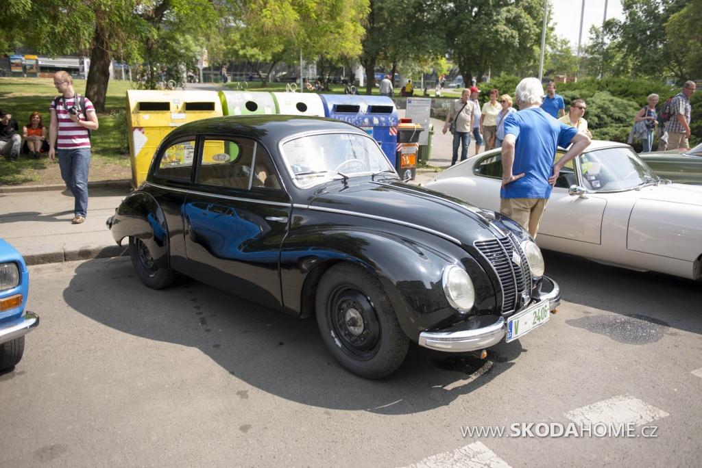 X Sraz historických vozidel ACR 009