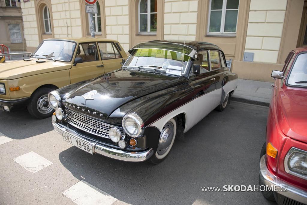X Sraz historických vozidel ACR 036