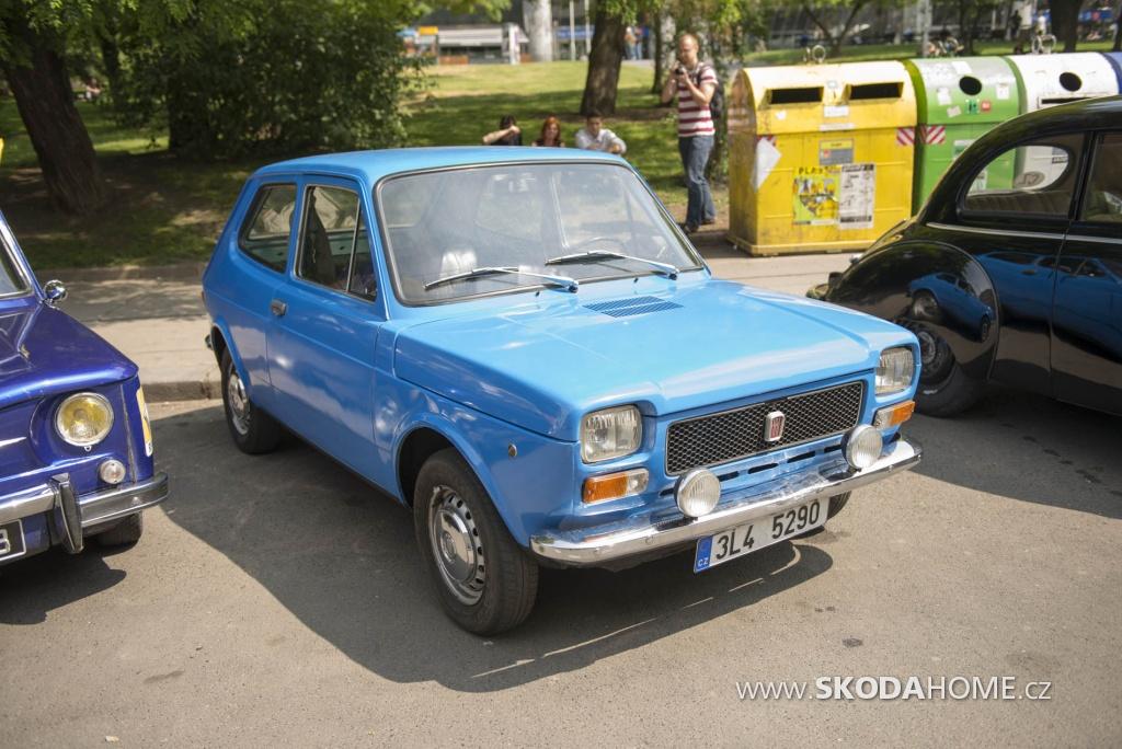 X Sraz historických vozidel ACR 008
