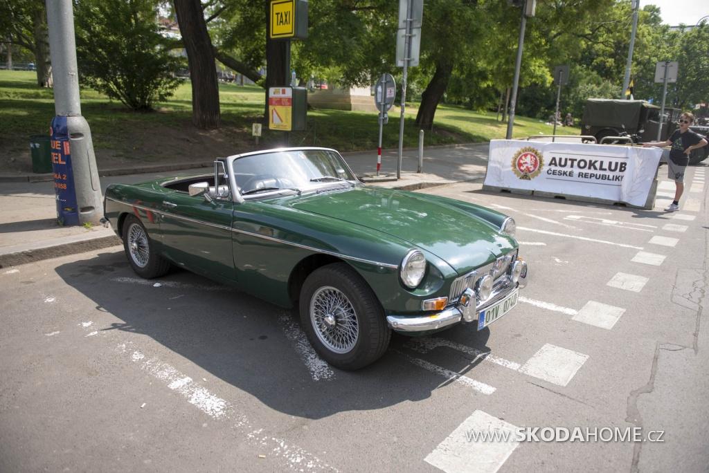 X Sraz historických vozidel ACR 024