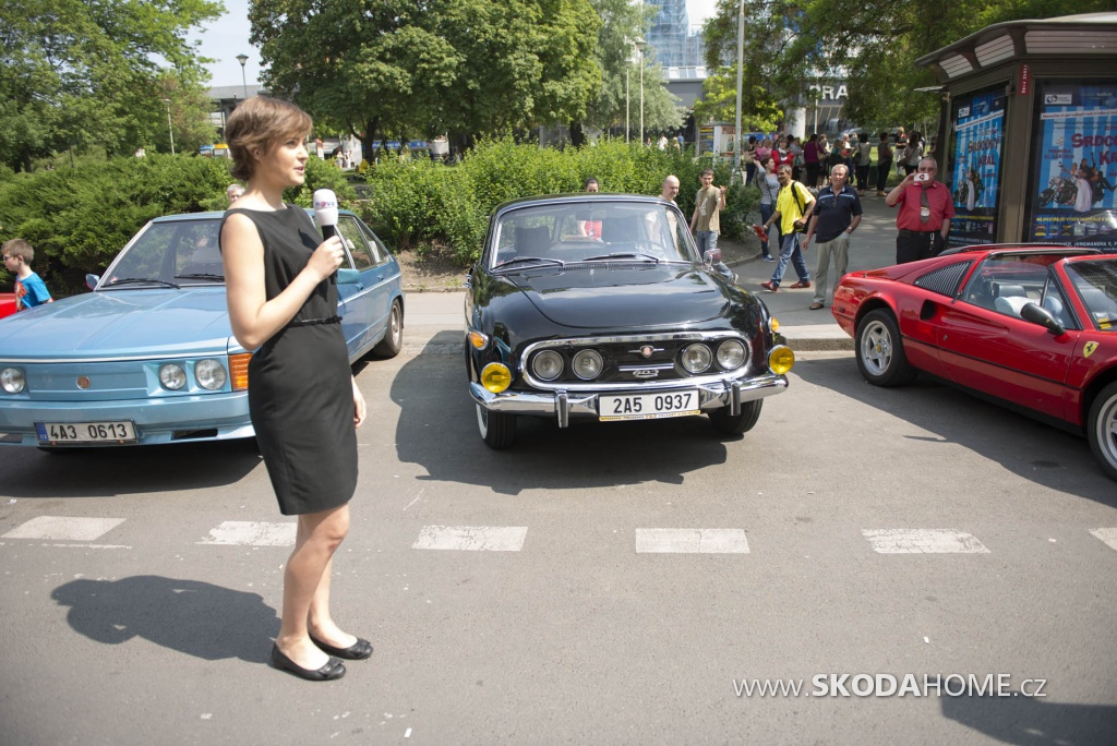 X Sraz historických vozidel ACR 020