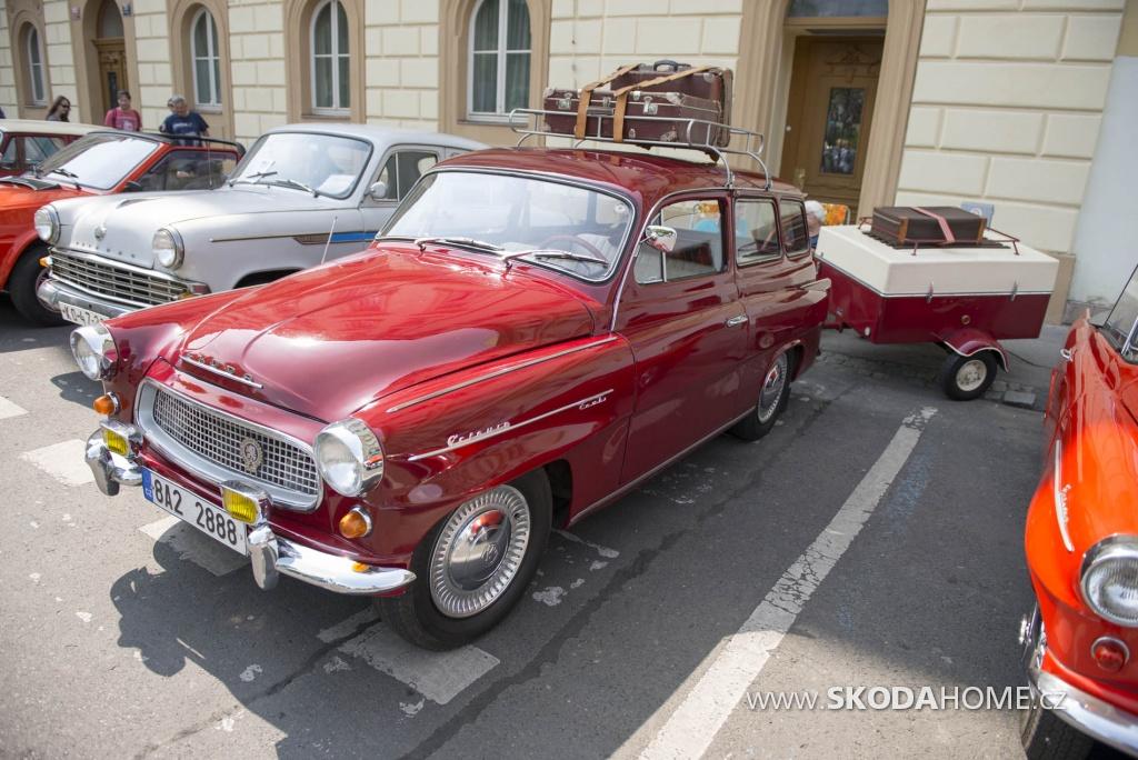 X Sraz historických vozidel ACR 029