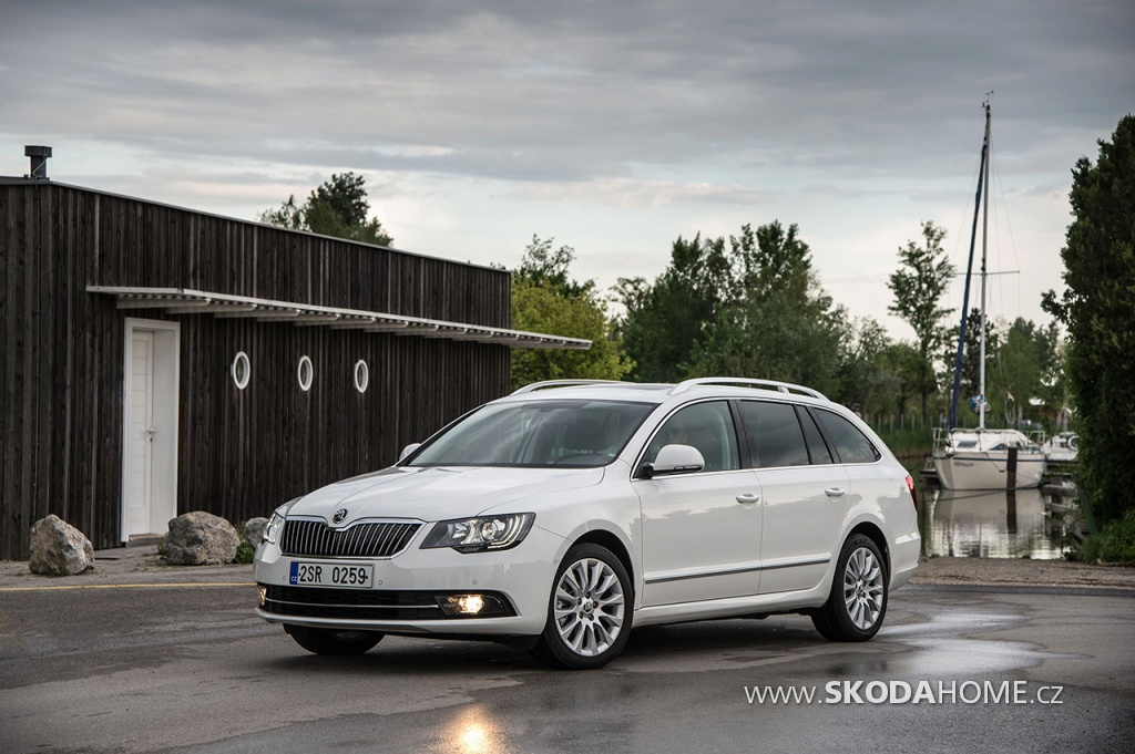 ŠKODA Superb - Facelift