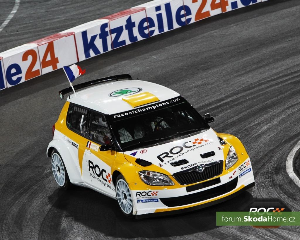 Race of Champions - ROC 2011