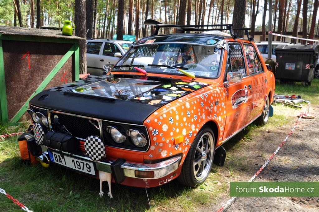 19. Sraz Škoda Doksy
