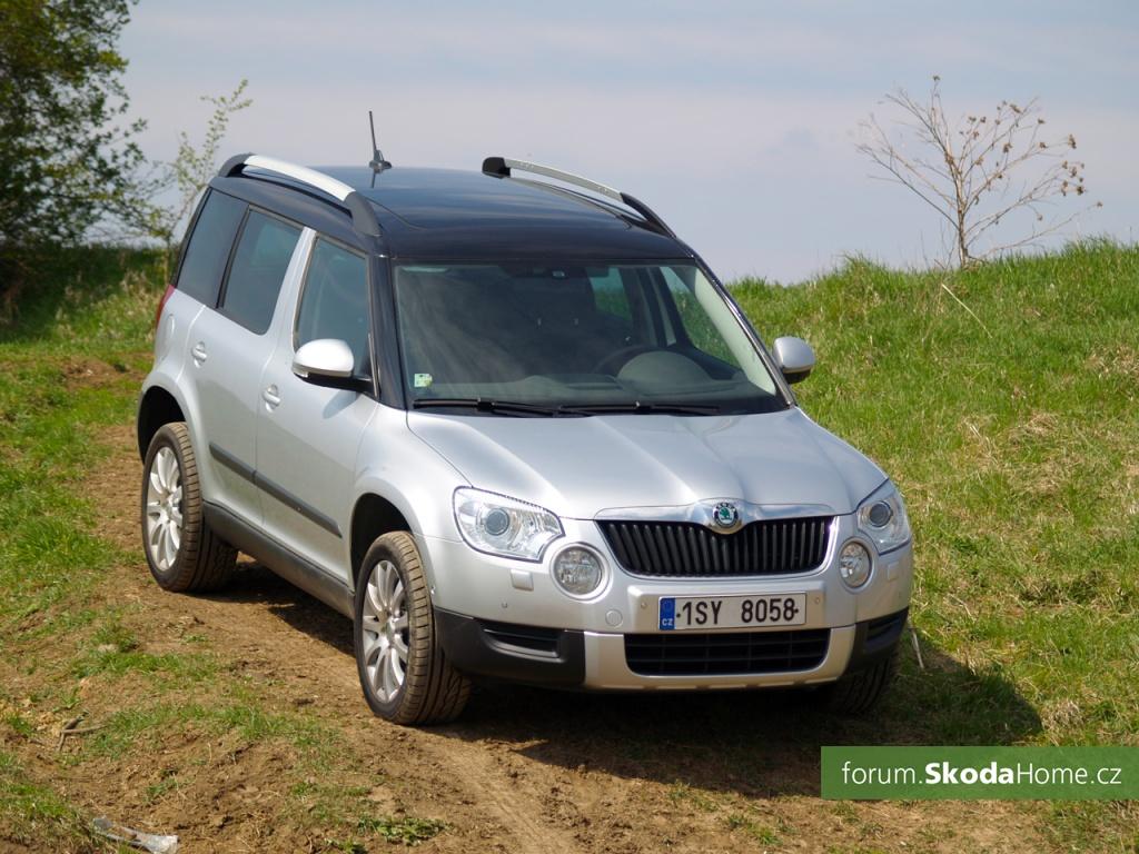 Škoda Yeti - 1.8TSi