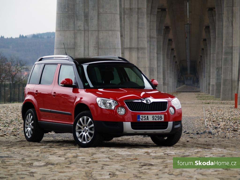 Škoda Yeti - 1.2