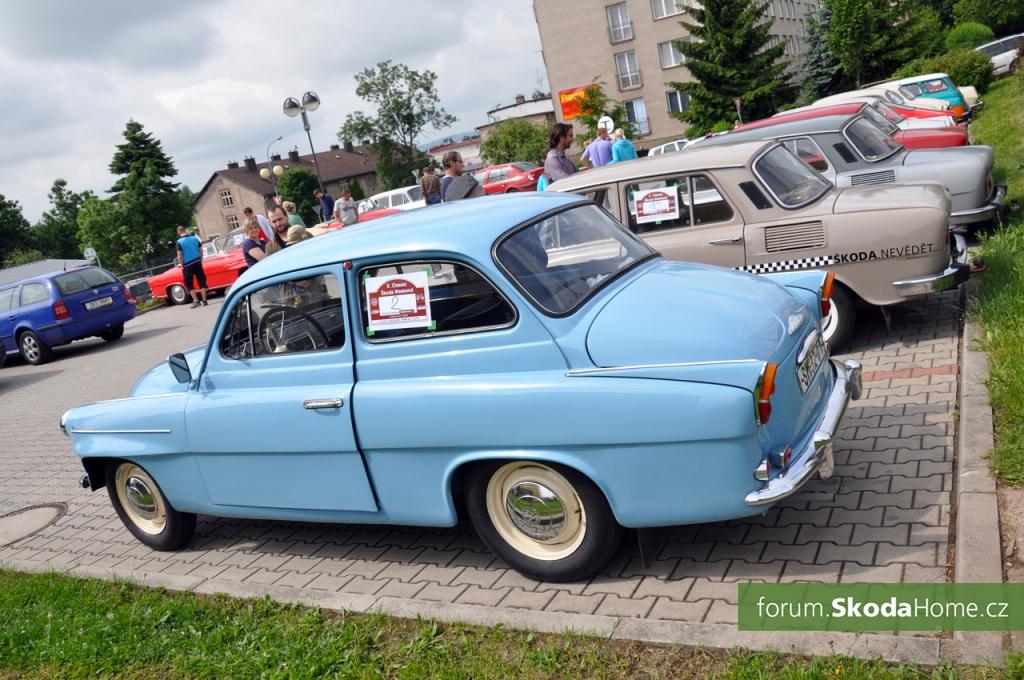 Classic Skoda Weekend 033