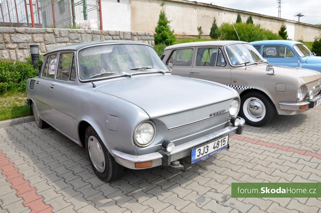 Classic Skoda Weekend 037