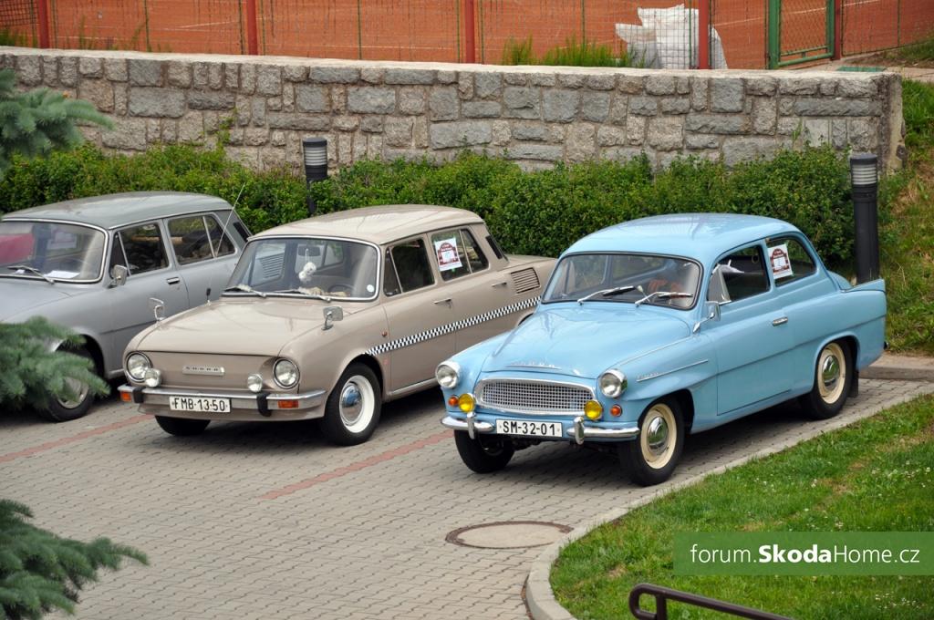 Classic Skoda Weekend 061