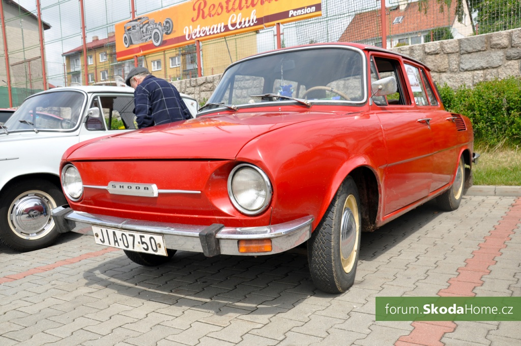 Classic Skoda Weekend 038