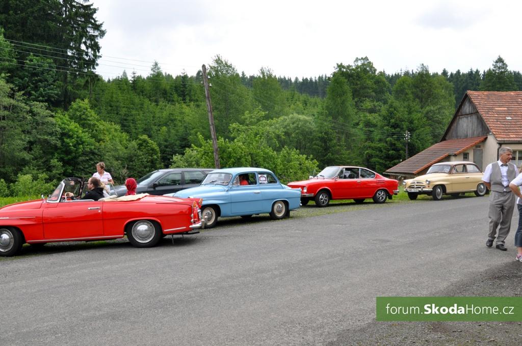 Classic Skoda Weekend 072