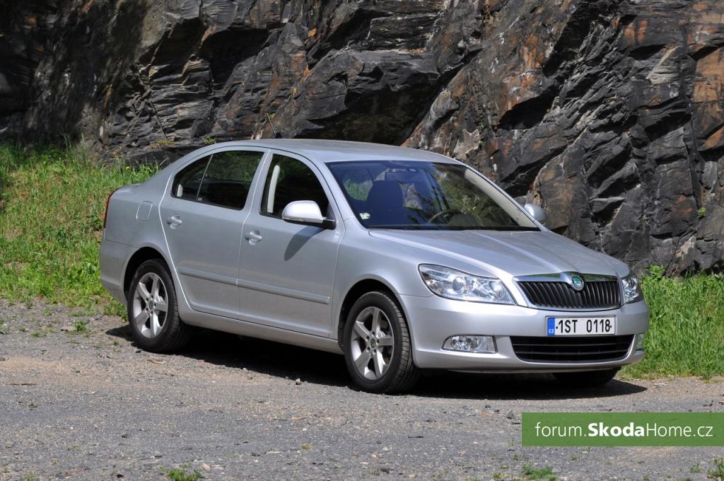 Škoda Octavia 1.2TSi DSG