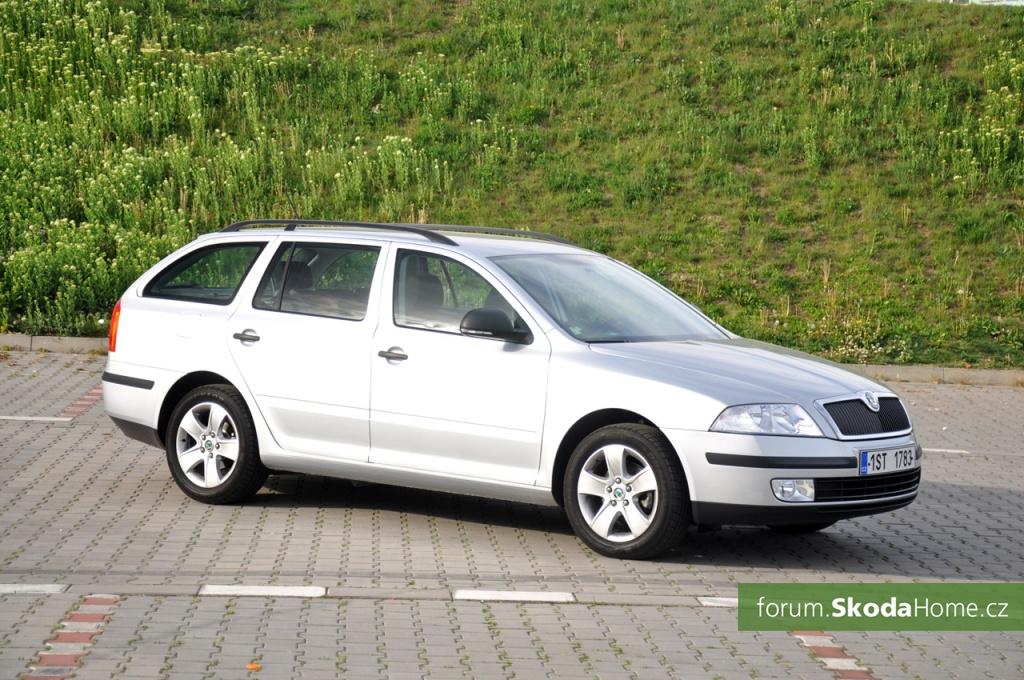 Škoda Octavia TOUR