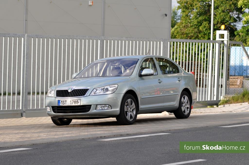 Škoda Octavia 1.6TDi