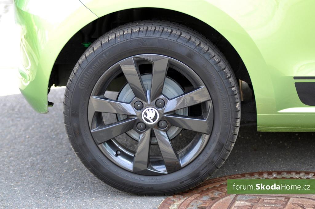 SKODA Citigo 55kW Zelena 081