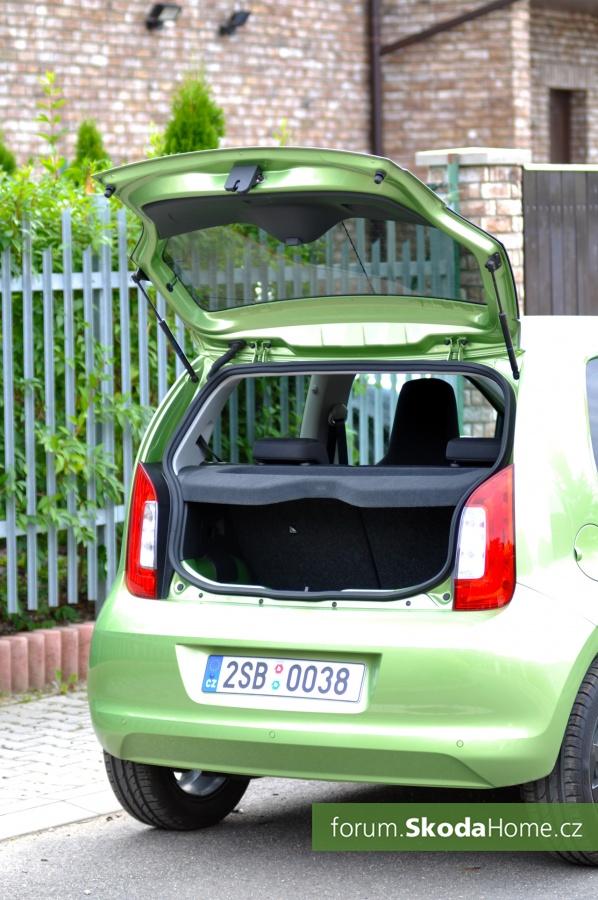 SKODA Citigo 55kW Zelena 055