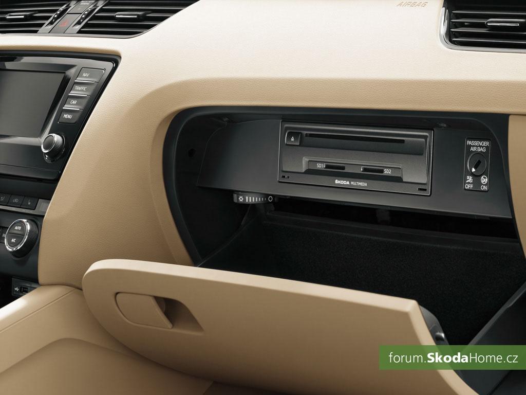 New SKODA Octavia 3 022