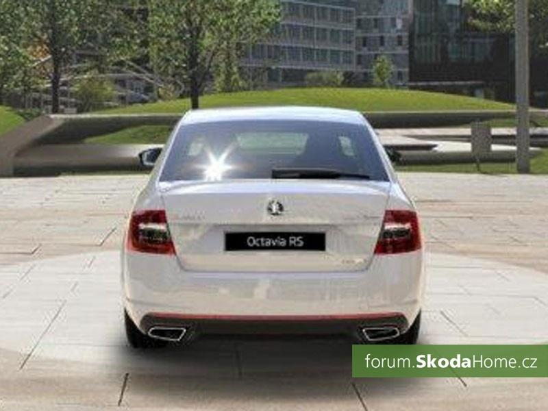 ŠKODA Octavia III - RS
