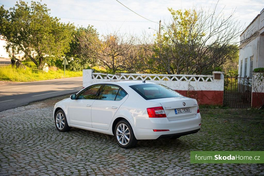 SKODA Octavia 3 Portugalsko 008