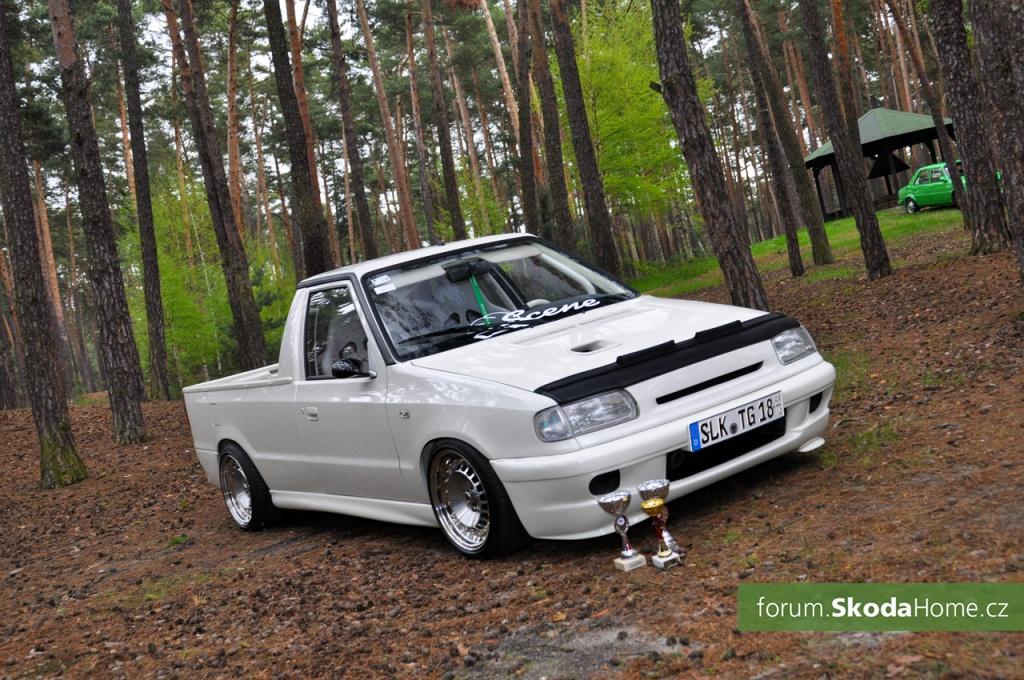Škoda Felicia Pick Up