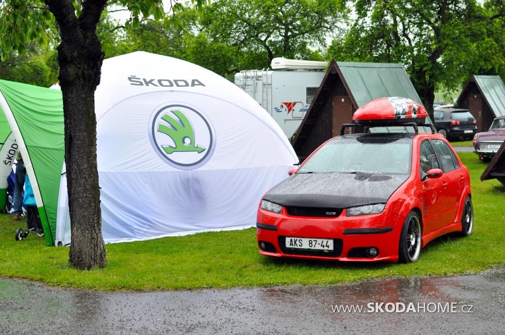 16. sraz SKODAHOME.cz