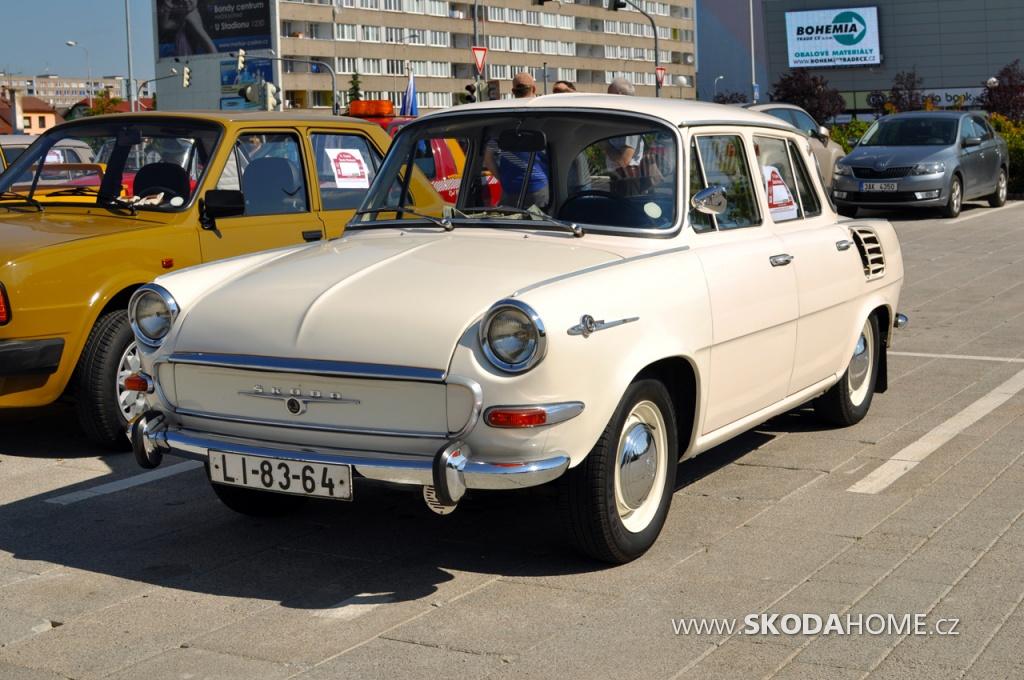 XI. Classic Škoda Weekend