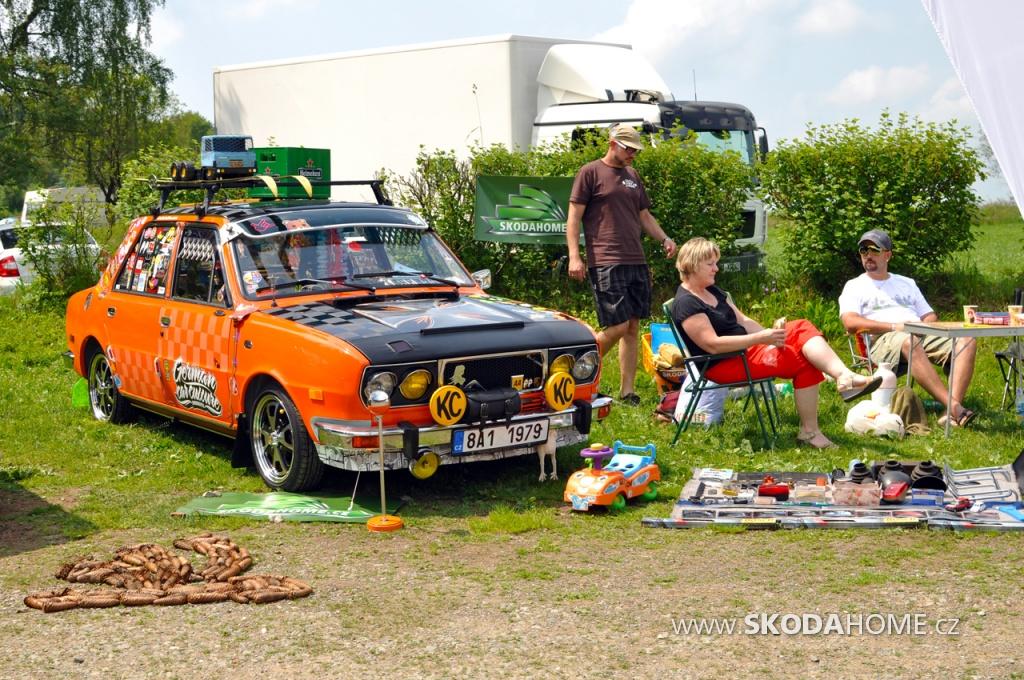 5. Internationales Škoda Treffen