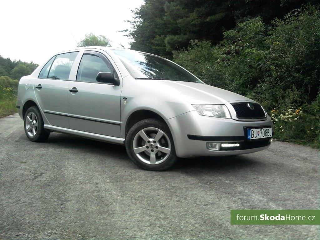 Škoda Fabia sedan 1.4 MPi