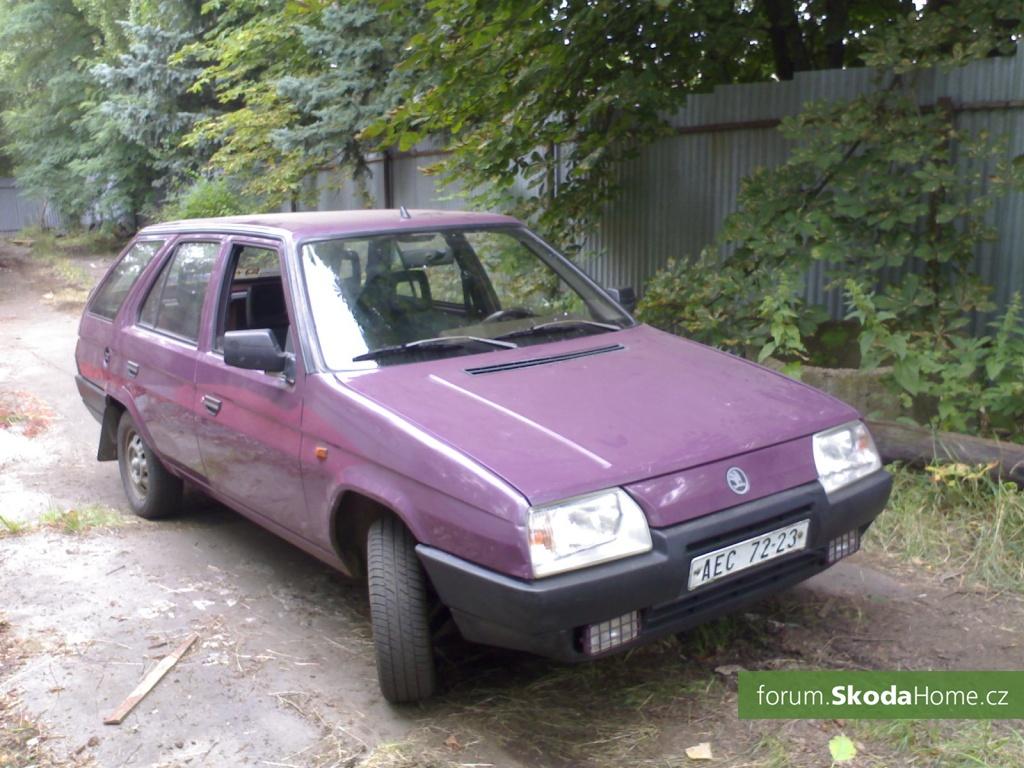 Škoda Forman - Fifinka