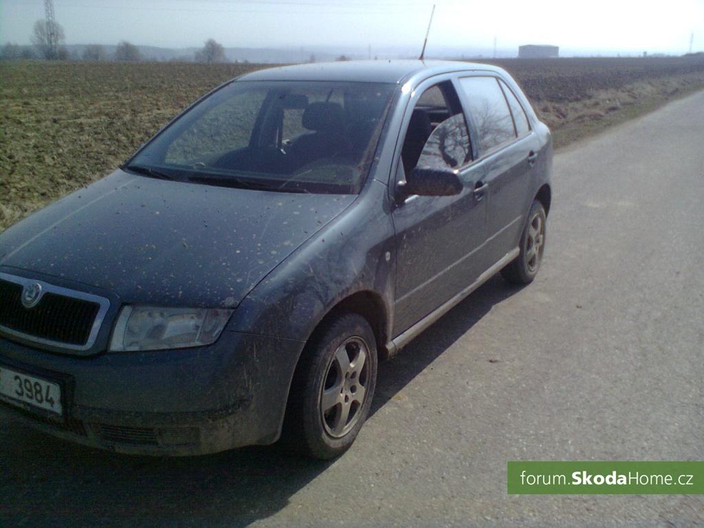 Škoda Agro-Fabia