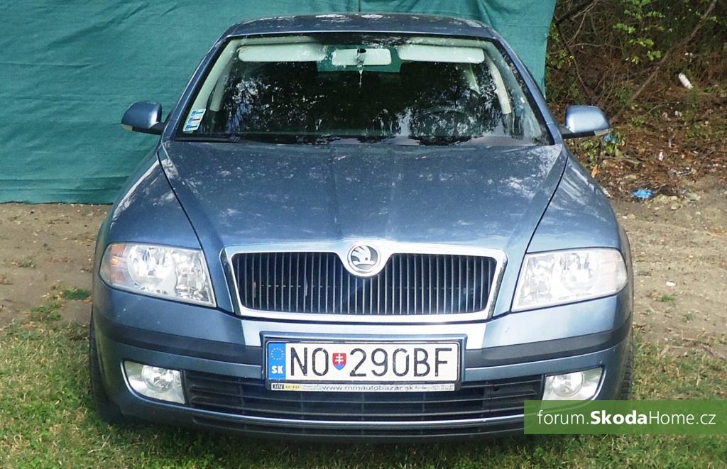 Moja Octavia 2 - 1,9TDI,104kw,390Nm