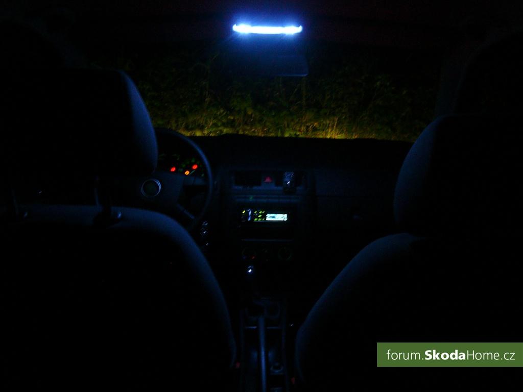 LED interier
