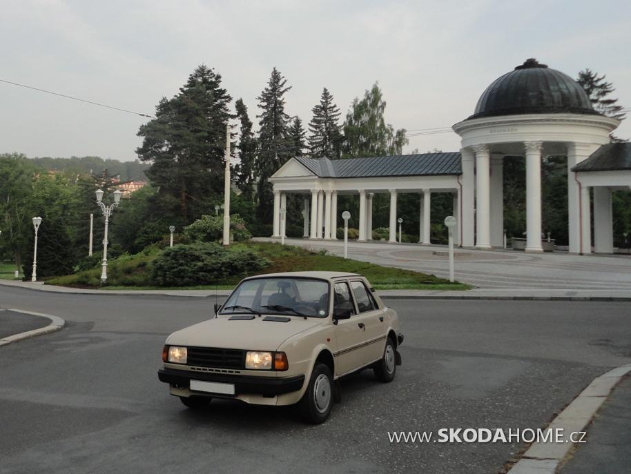 Moje Skoda 125L (1989)