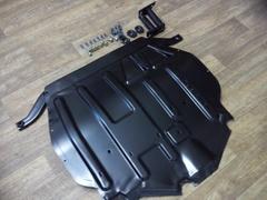 Plech pod motor z Octavia 4x4