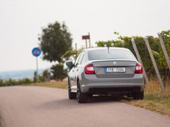Škoda Rapid Monte Carlo Steel Gray
