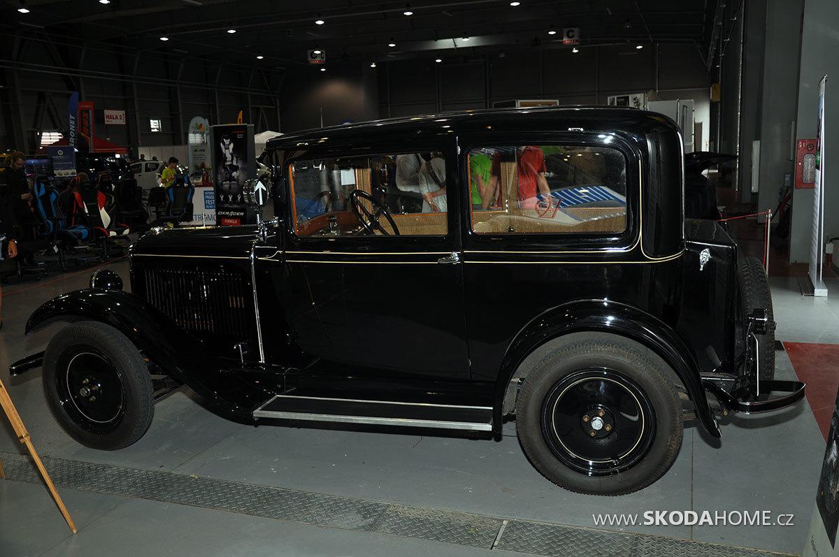 PRAGUE CAR FESTIVAL 2016