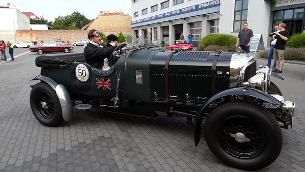 RETRO PRAGUE HISTORIC RALLY 2017