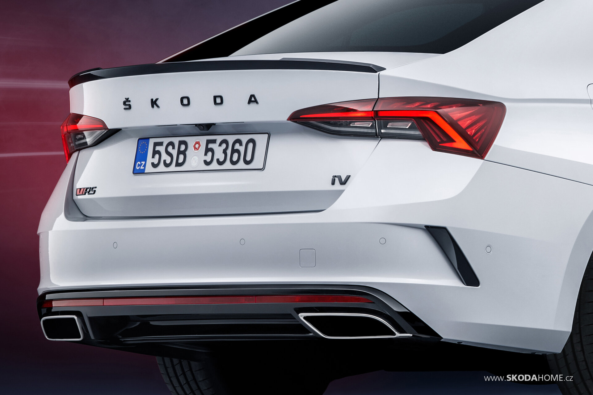 ŠKODA OCTAVIA RS iV - Hatchback