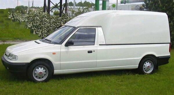 Škoda Felicia Pick-up - J. Laureta (1998-2001)