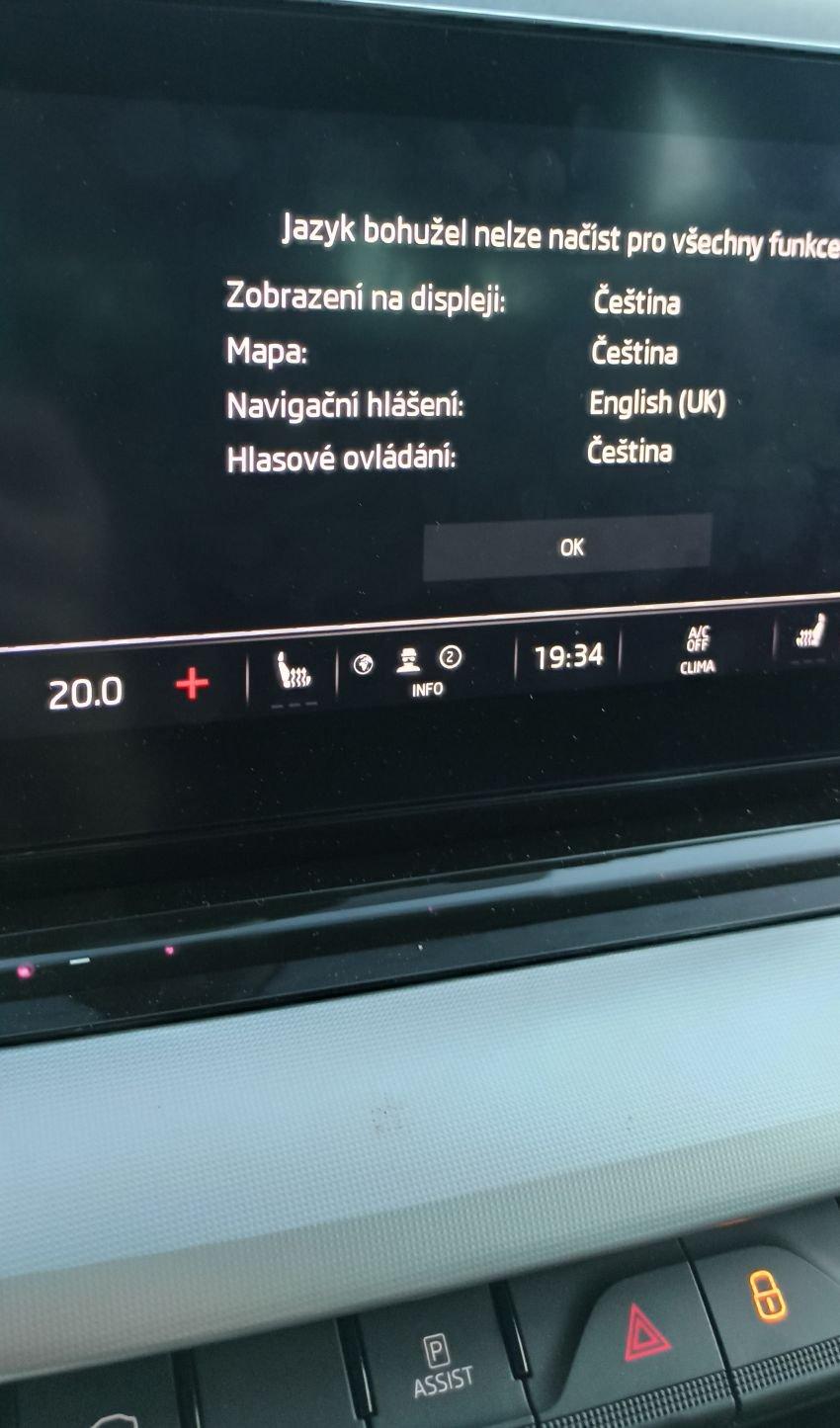 """Koupený """"problém"""" Škoda Octavia IV - jeden velký problém"""