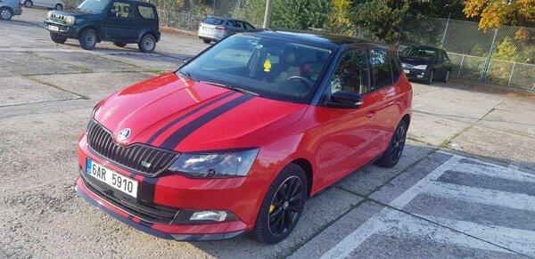 Škoda Fabia MC