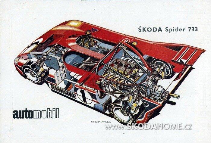 ŠKODA Spider 733