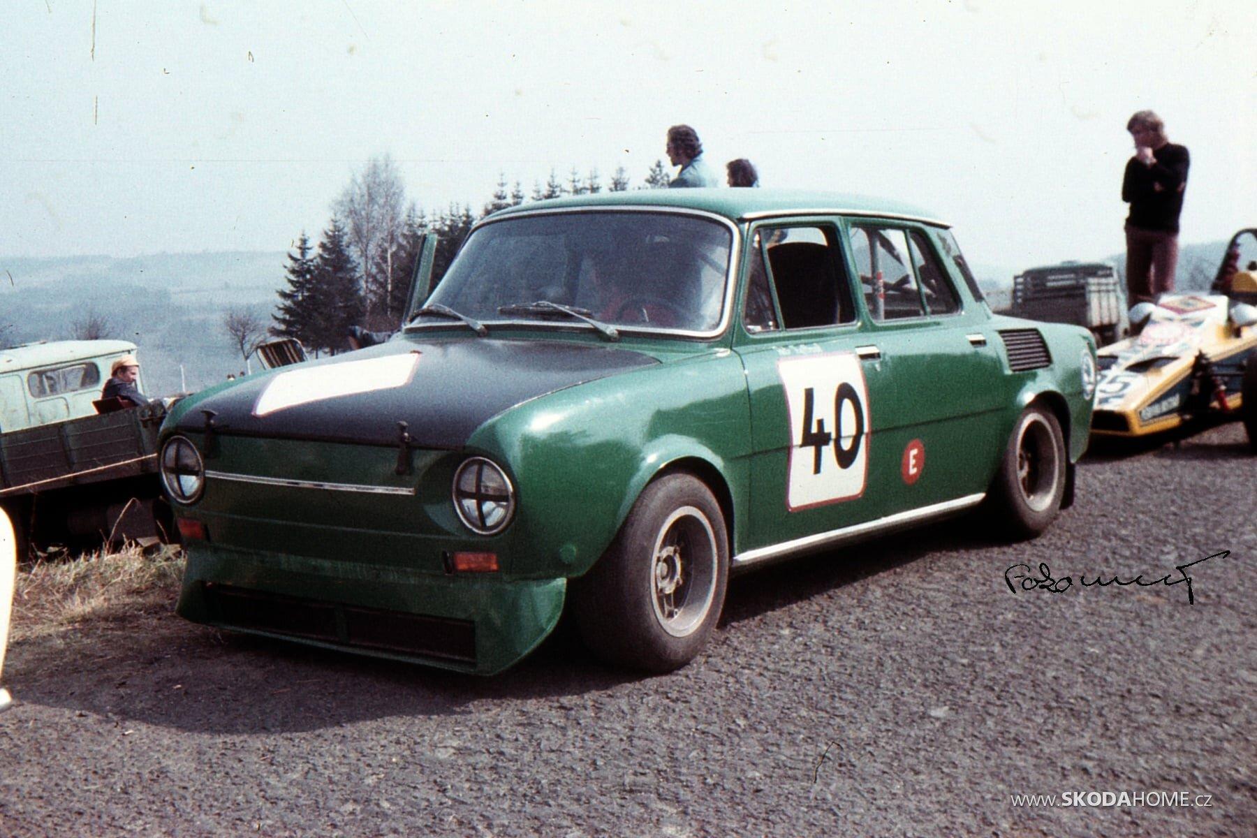 Vyskeř 1976