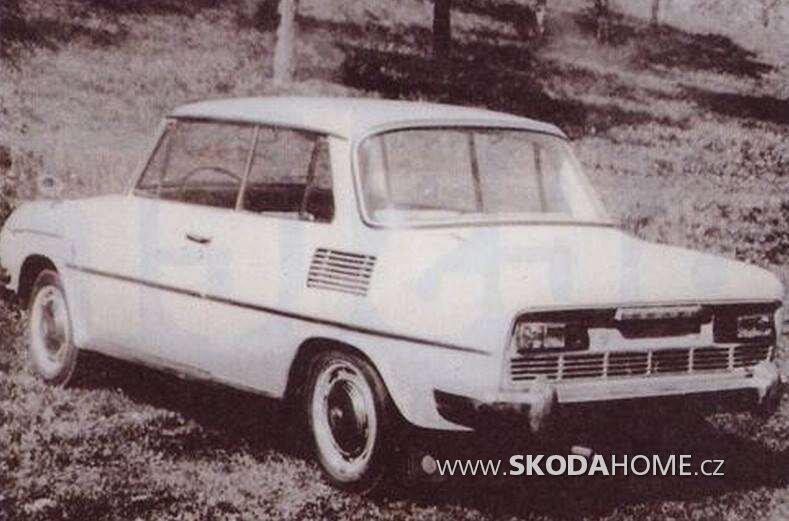Projekt Škoda 717 T-1