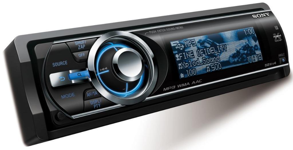 Цены на Sony CDX-GT937UI в г.
