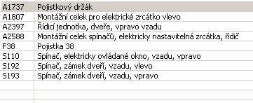 Elektricke Schema Komfortky Elektrika Skoda Forum Skodahome Cz
